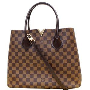 LOUIS VUITTON KENSINGTON DAMIER EBENE SHOULDER